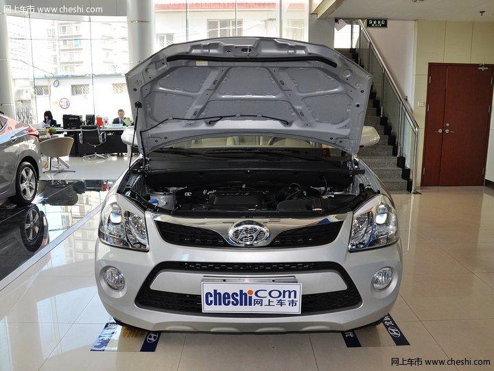 2013款 途胜 2.0L AT 两驱舒适型