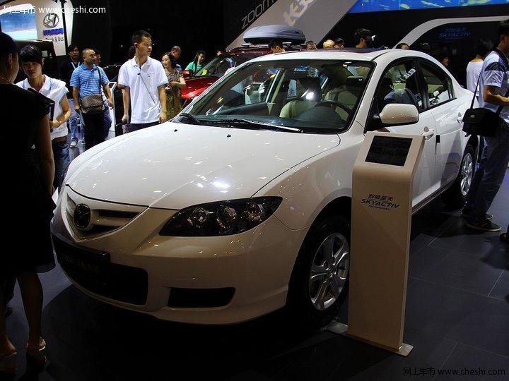 Mazda3经典款