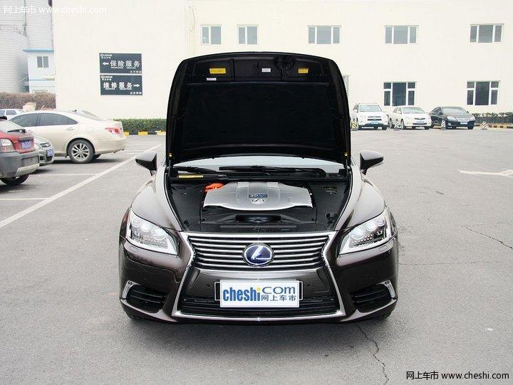 2014款 LS600h