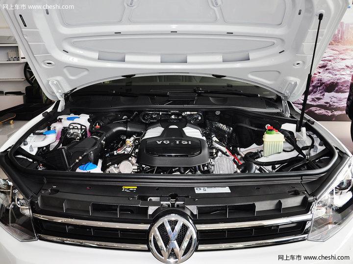 2014款 3.0TSI V6 新锐版 5座