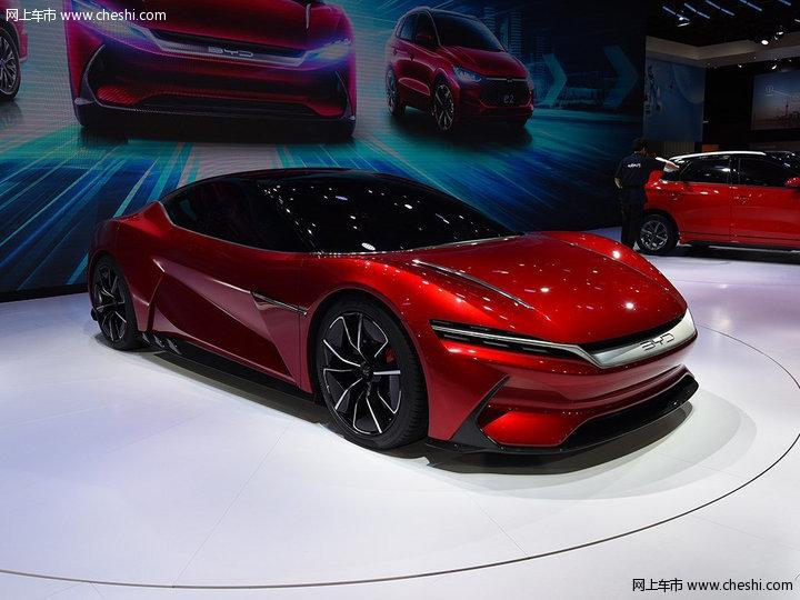 比亚迪e-SEED GT
