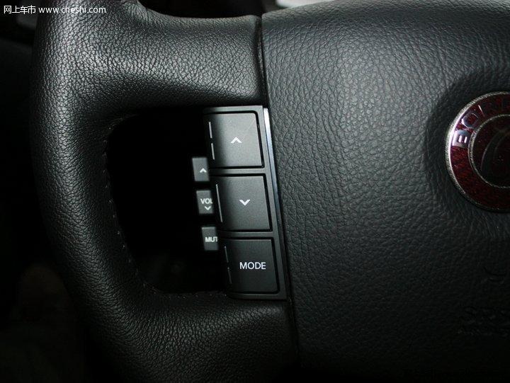 2008款 霸锐 3.8AT 豪华版