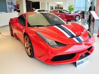 法拉利 458 Italia