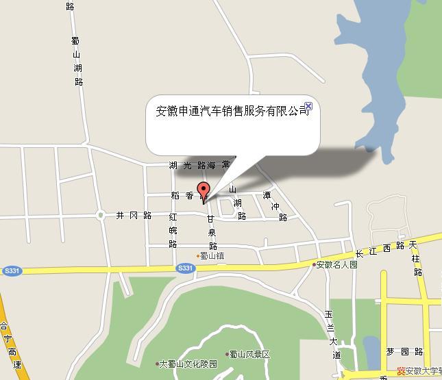 河北邯郸永年地图