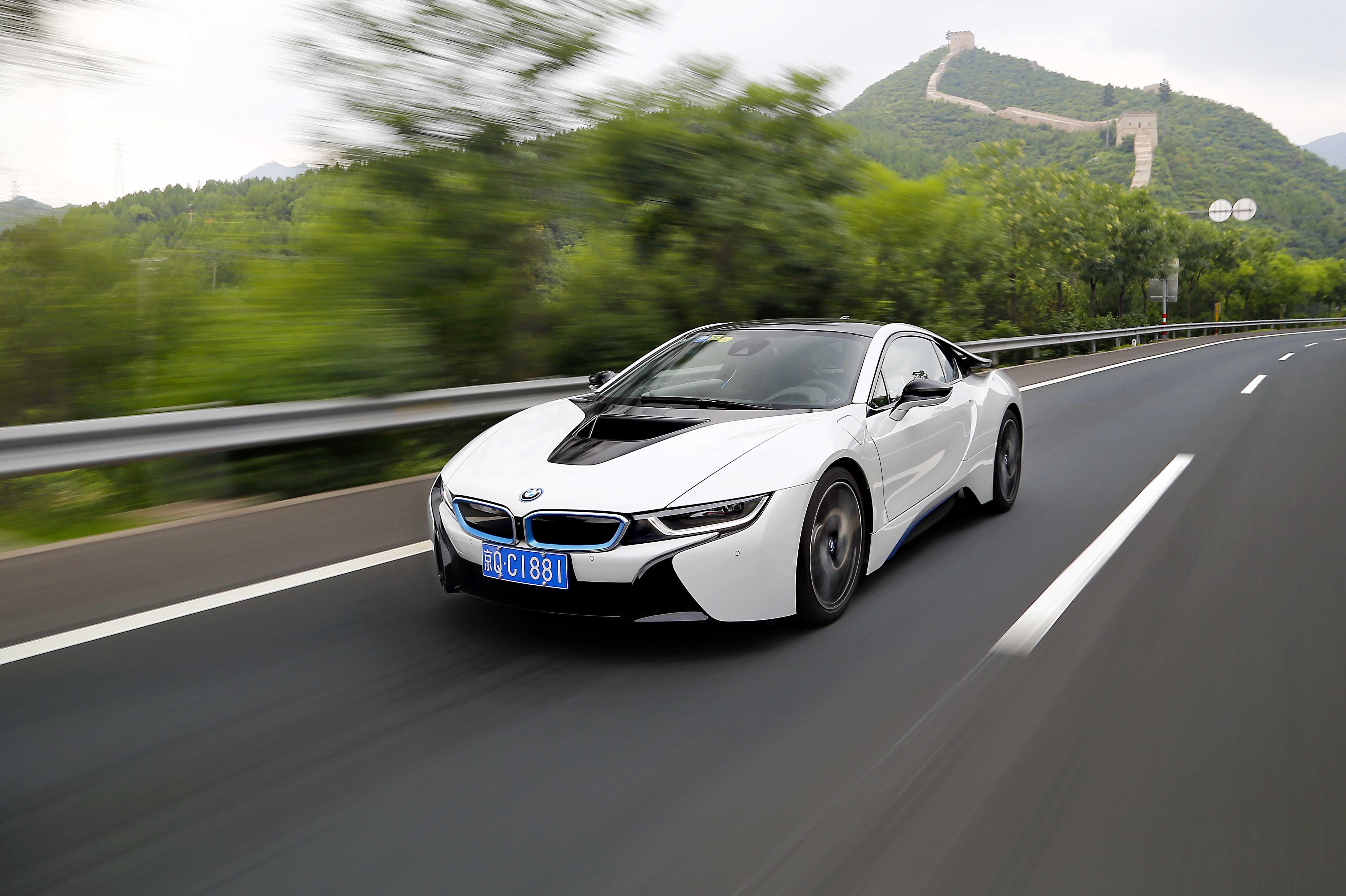 盈之宝全面开售BMW i8与BMW i3高清图片