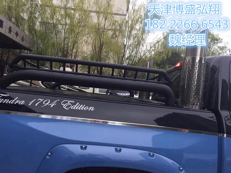 丰田坦途越野皮卡报价丰田坦途皮卡价格高清图片