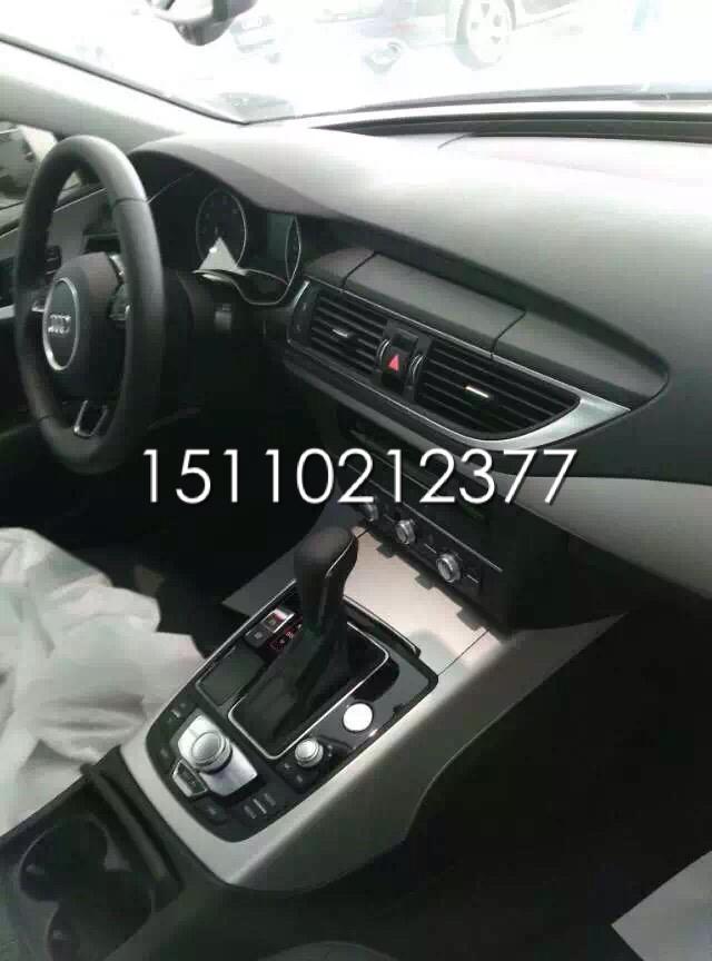 奥迪A7新款上市价格给力来店更大惊喜高清图片