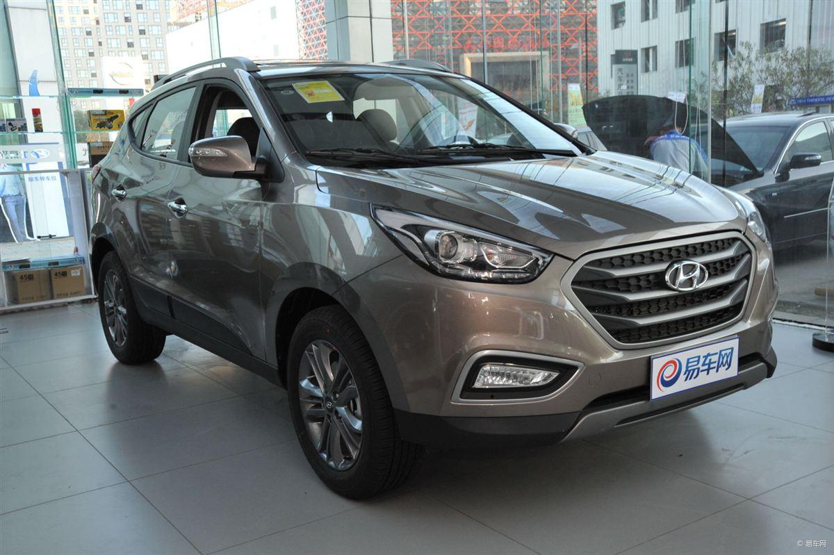 北京现代ix35优惠8万 热门SUV超值购 -现代ix35高清图片