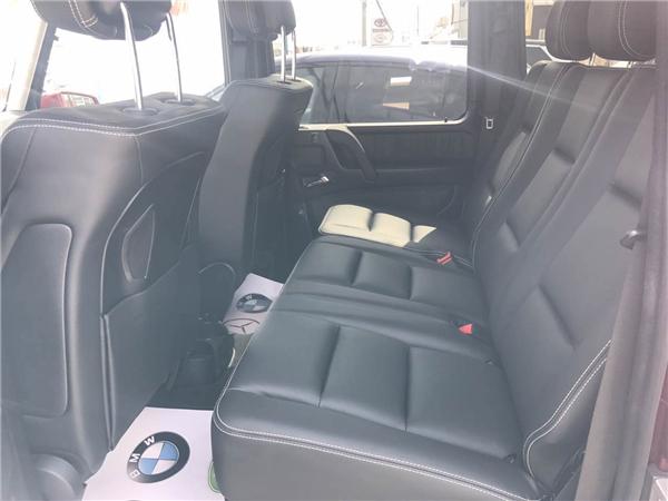 17款奔驰G500全新越野定义于奔放特惠
