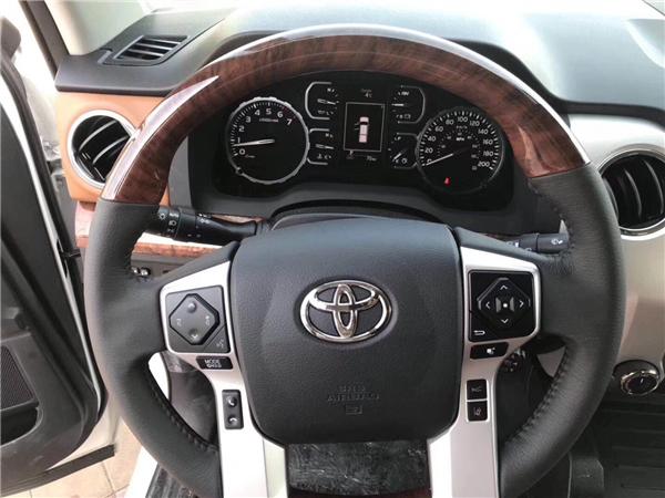 18款丰田坦途多少钱 哪里有现车 促销中-图6