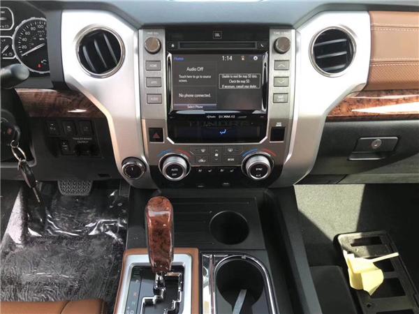 18款丰田坦途多少钱 哪里有现车 促销中-图7