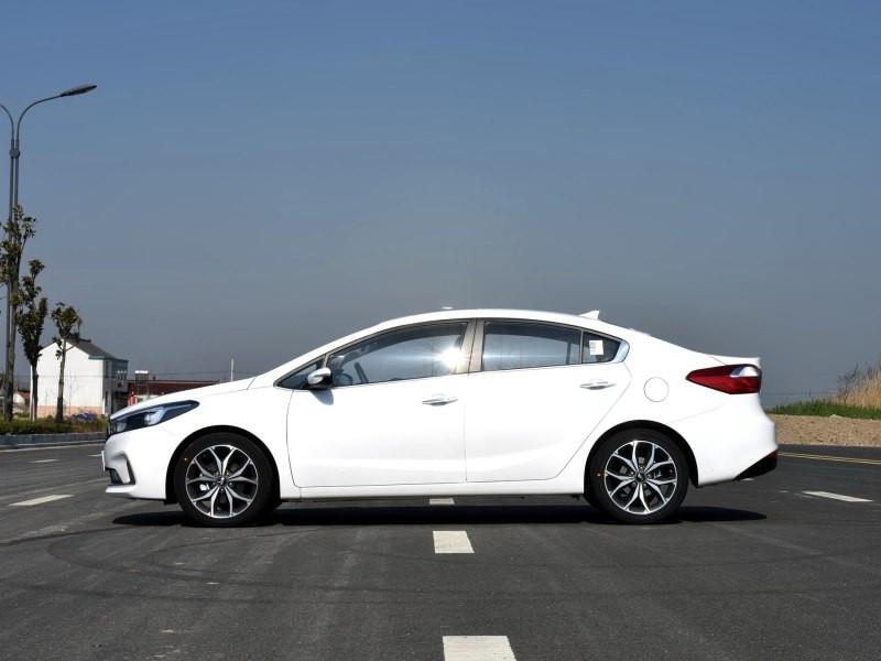 起亚新K3十万左右轿车销售排行动力油耗 -起亚K3高清图片