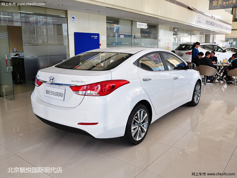 北京现代16款朗动优惠直降6万 全国销售 -朗动高清图片