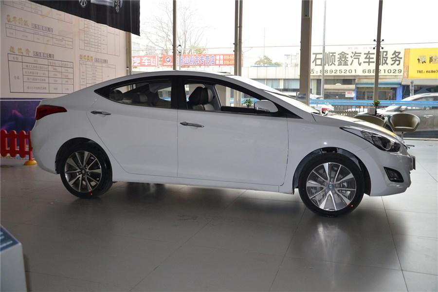 2016年北京国际车展现代朗动最低6万高清图片