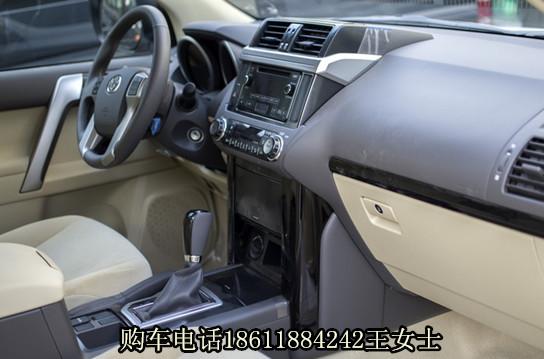 丰田霸道2700北京最低报价