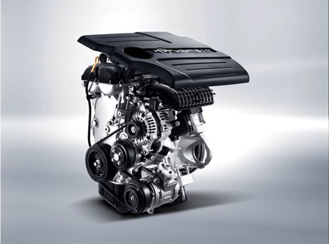 (海马M6 1.5T发动机)-海马M6高清图片