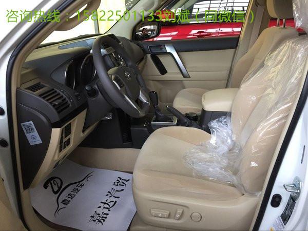 17款丰田霸道4000中东版丰田越野车报价 -普拉多 进口 霸道高清图片