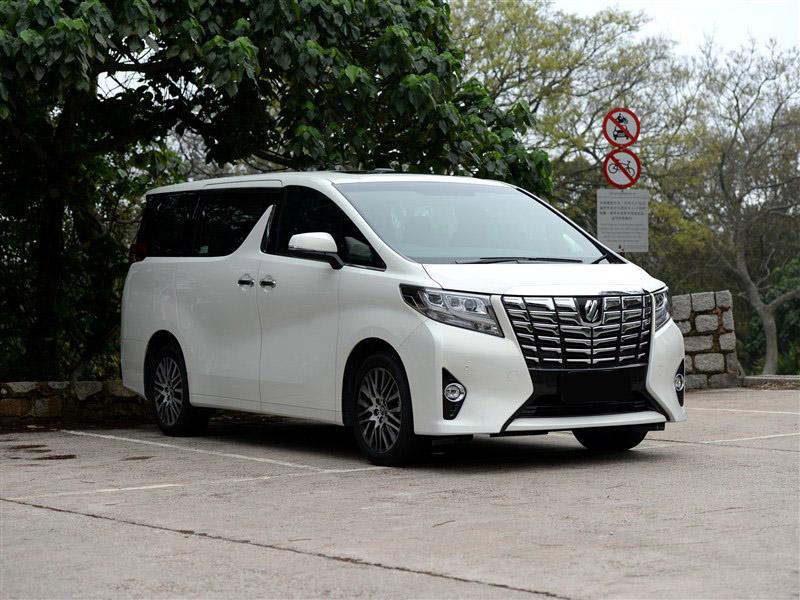 2016款丰田阿尔法天津现车全国最低报价高清图片