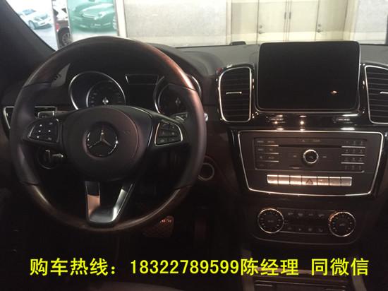 【平行进口美规17款奔驰gls450新款图片