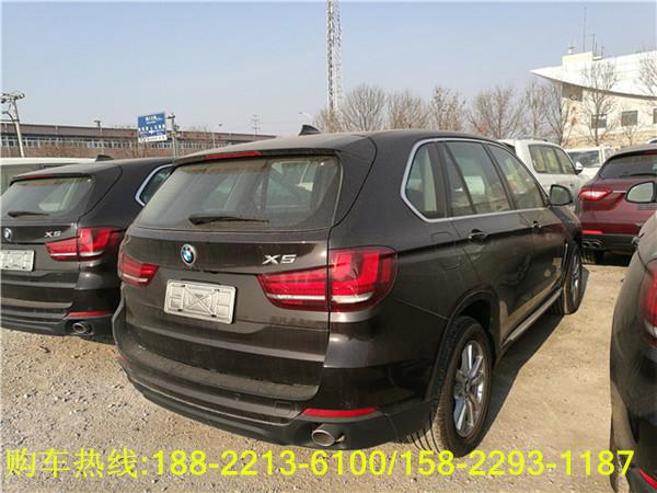 16款中东宝马X5现车17年最新降价优惠售 -宝马X5高清图片