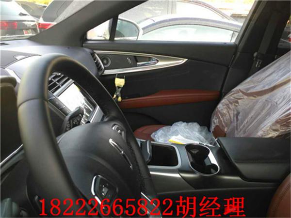 16款林肯MKX小型豪华城市SUV天津港现车 -林肯MKX