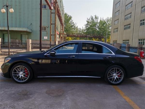 奔驰S63销售电话:13389982878刘经理