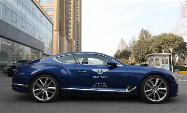 宾利欧陆GT销售电话:13389982878刘经理
