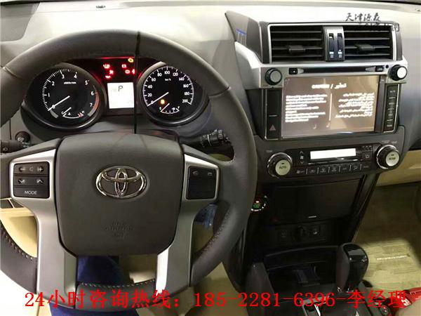 17款丰田霸道3000柴油版性能及图文解析