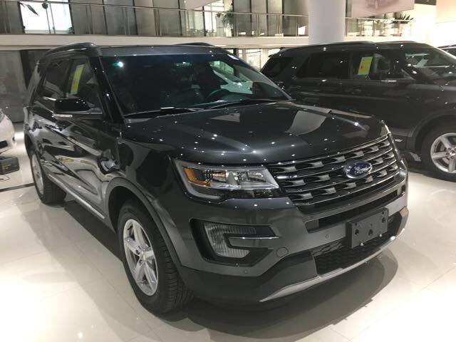 17款福特探险者 七座SUV全国最低报价格