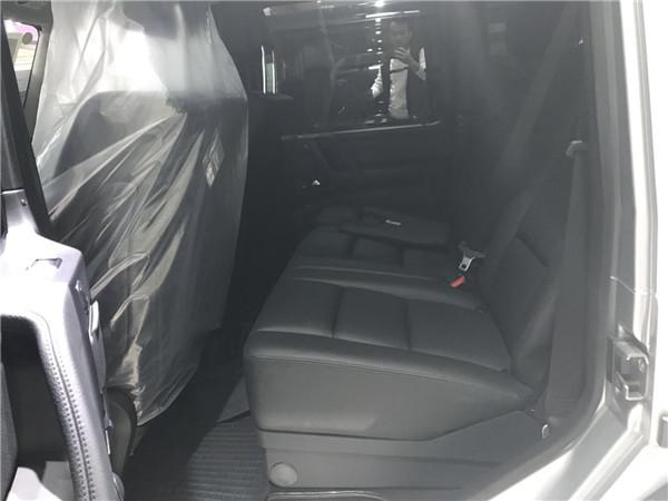 17款奔驰G500 纯进口顶级纯种SUV越野车钜惠中