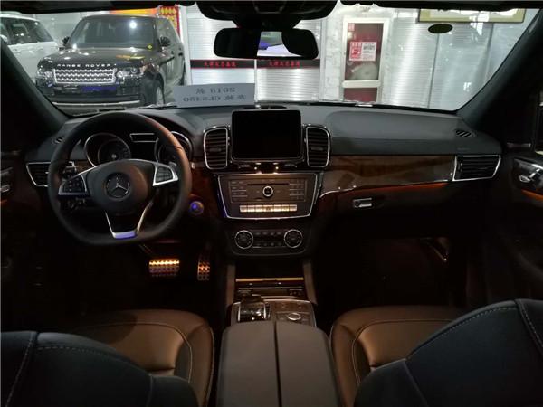 2018款奔驰GLS450运动版 豪华配置特惠报