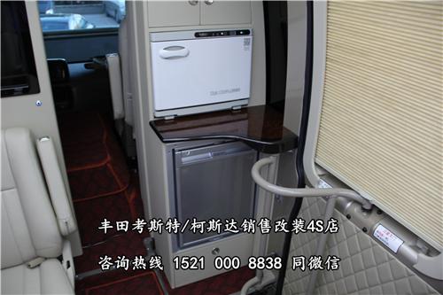 丰田考斯特16座商务车改装价格