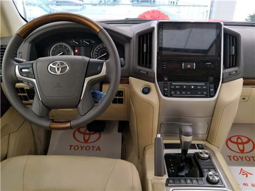 17款丰田酷路泽4000现车全国直降价格-图5