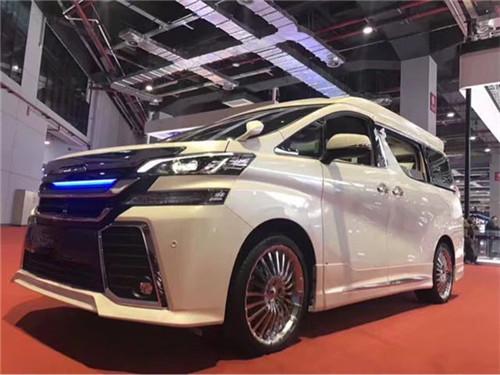 17款丰田埃尔法改装蒙娜丽莎版最低价格-图2