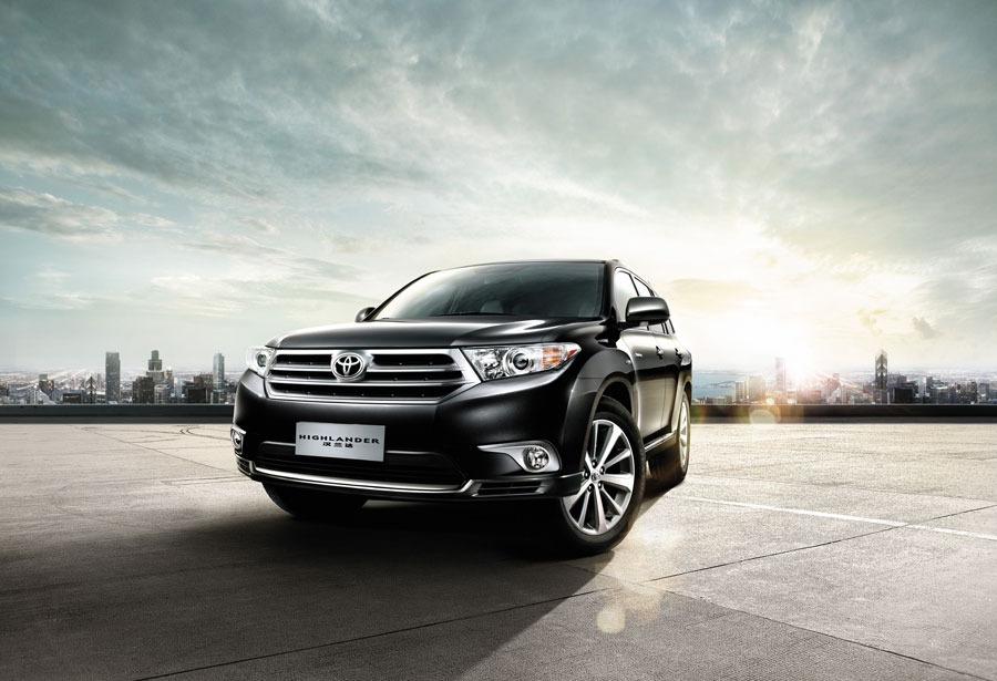 广汽丰田汉兰达创造SUV第一个30万辆 -汉兰达