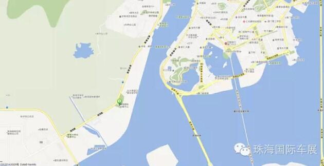 珠海横琴口岸至珠海国际会展中心图片