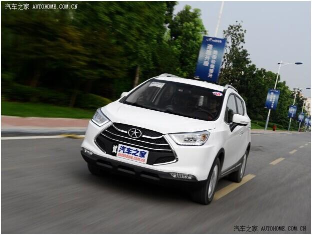 瑞风S3上市前手动挡自动挡性能测试 -瑞风高清图片