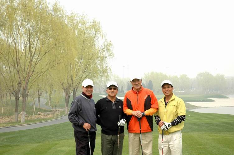 第三届奥迪之鹰高尔夫球邀请赛圆满落幕高清图片
