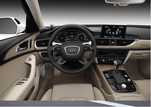 全新奥迪A6 Avant旅行版正式发布 -奥迪A6L高清图片