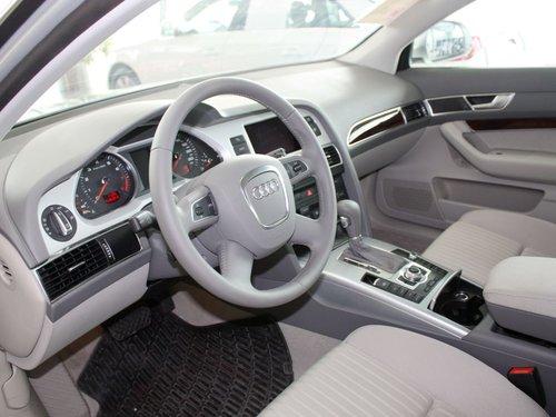 全新奥迪A6定妆车曝光 年底亮相 明年上市 -奥迪A6 进口高清图片
