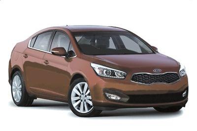 【起亚新车型K3 预计年底上市_海南创亿汽车销售服务有限公司企业新高清图片