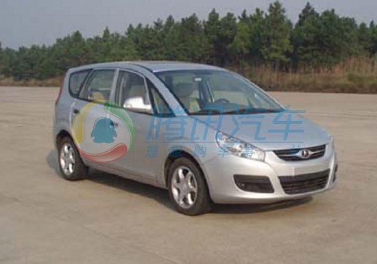 江淮和悦RS CROSS车型曝光 采用全新设计高清图片