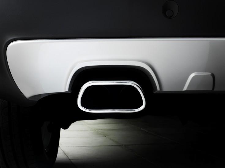 2012款沃尔沃XC60尾喉-沃尔沃XC60 进口