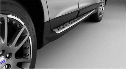 2012款沃尔沃XC60侧踏板-沃尔沃XC60 进口