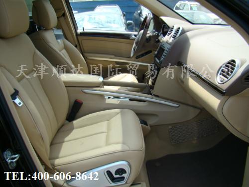 2012款加拿大版奔驰GL350 空气悬挂版 天津低价促销 -奔驰GL级