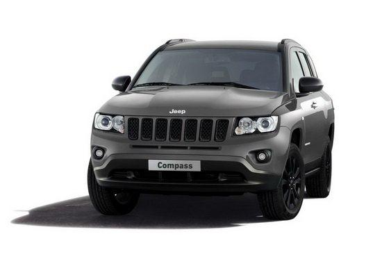 jeep指南者 丰富的安全配置较低的油耗高清图片