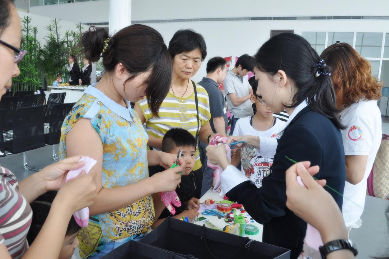 1儿童节活动缤纷落幕-和讯汽车;