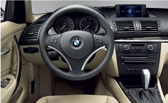 全新BMW 1系运动型两厢轿车 随心所欲驾驭澎湃动力 -宝马1系