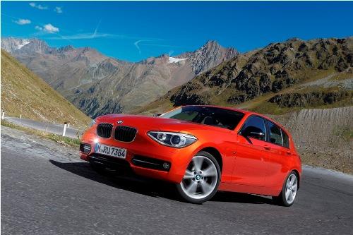 【全新BMW 1系运动型两厢轿车】-宝马1系
