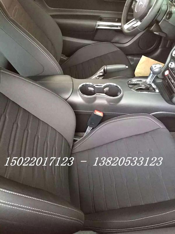 福特野马15款 2.3T硬顶跑车天津最低价 -野马